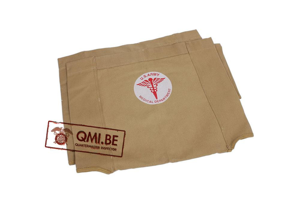 Canvas, Airborne Folding Litter (stretcher), Medical department