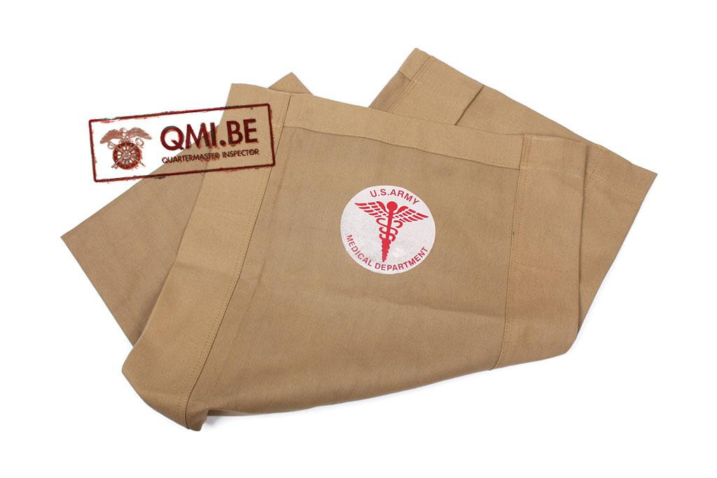 Canvas, Litter (stretcher), Medical department