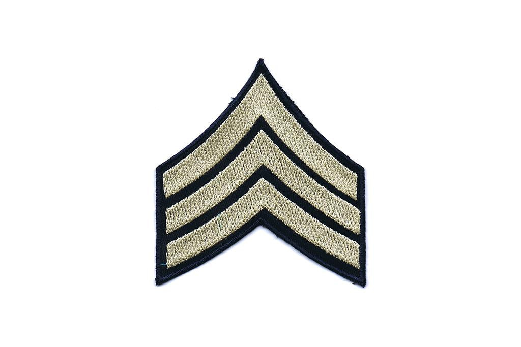 Patch, Sergeant