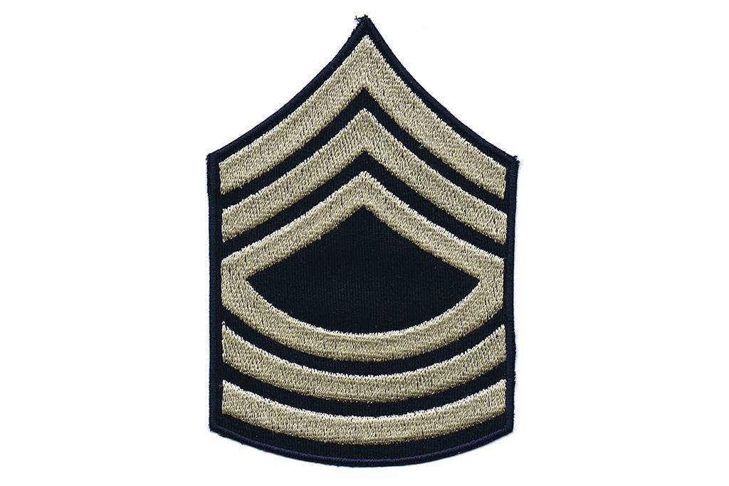 Patch, Master Sergeant