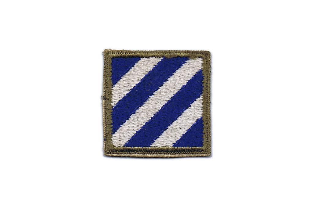 Patch, 3rd Infantry Division (Marne Division)