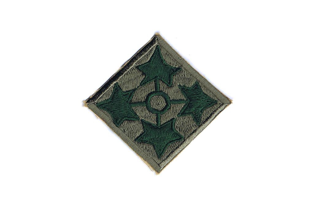 Patch, 4th Infantry Division (Ivy Division)