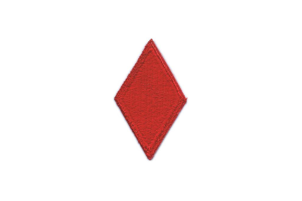 Patch, 5th Infantry Division (Red Diamond)