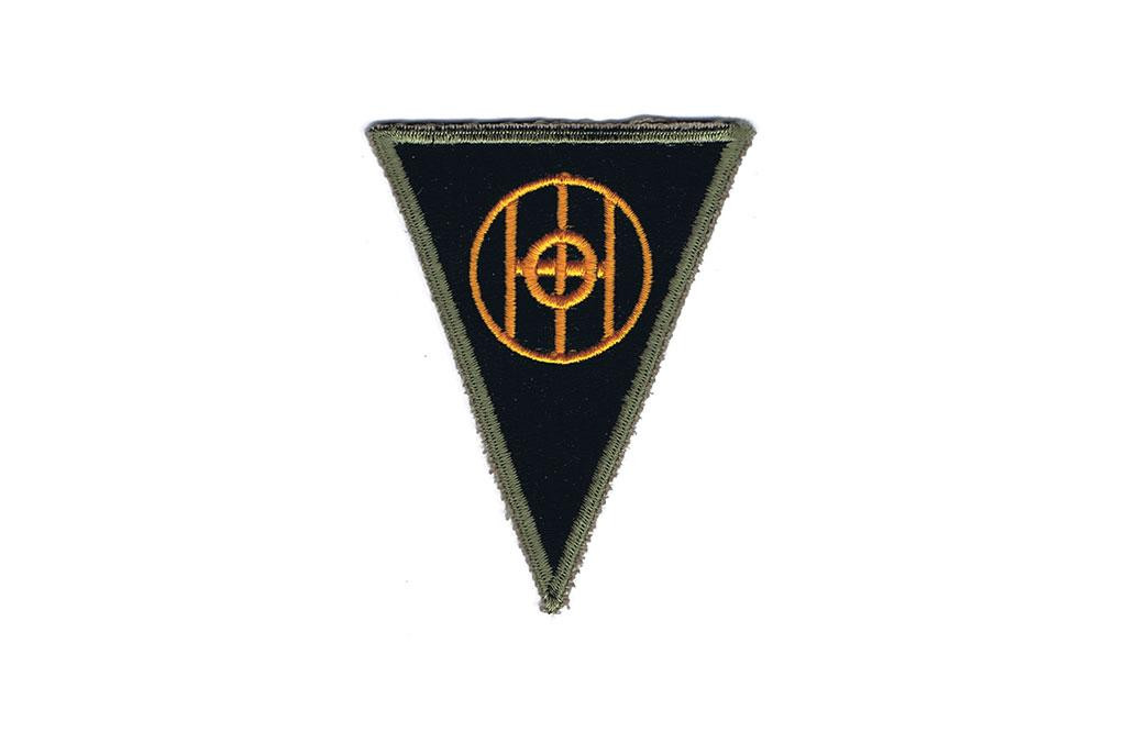 Patch, 83rd Infantry Division (Thunderbolt)