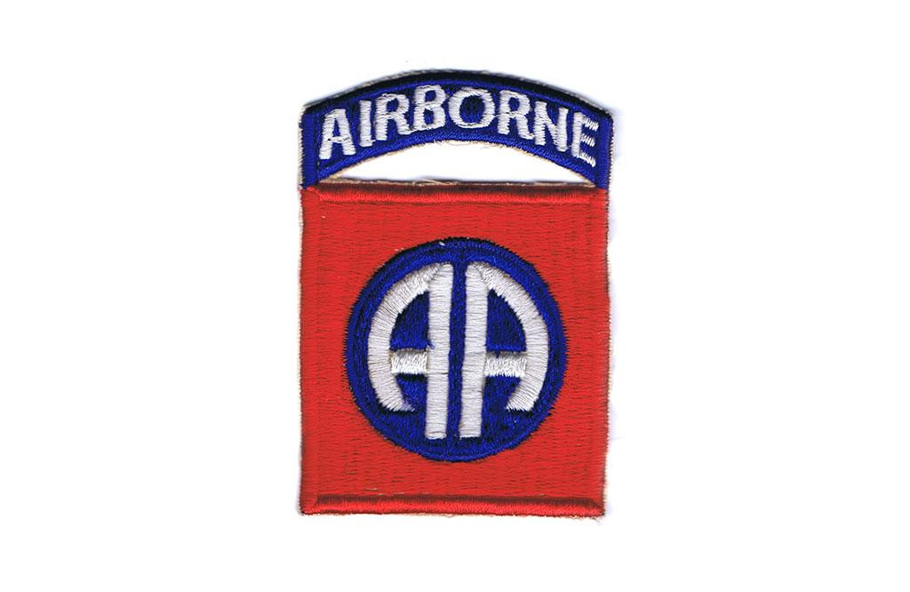 Patch, 82nd Airborne Division (All American)