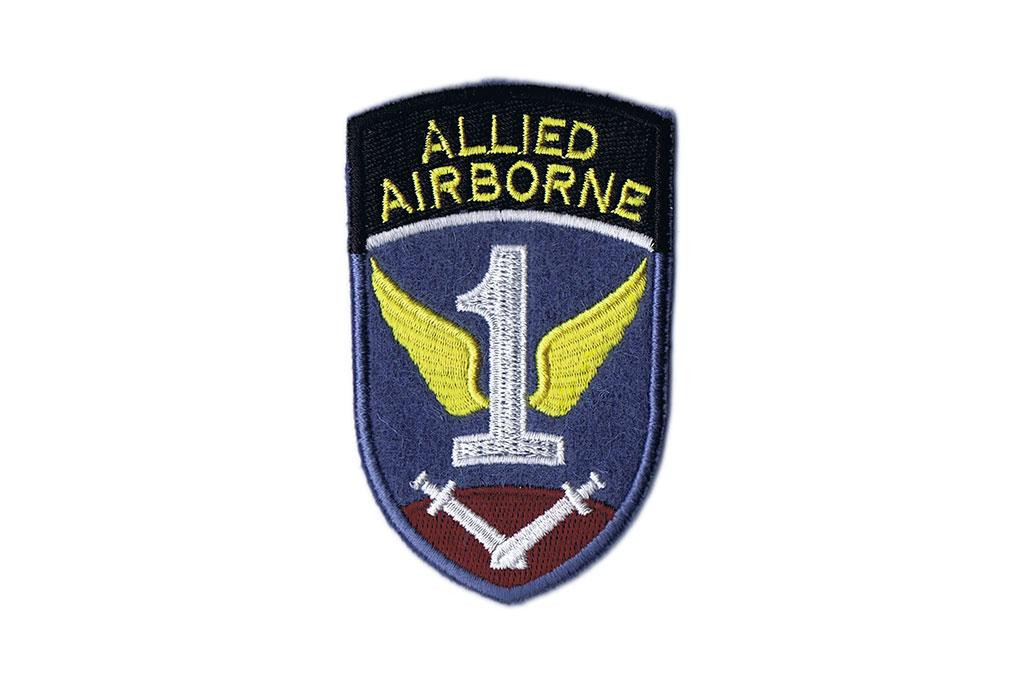 Patch, 1st Allied Airborne