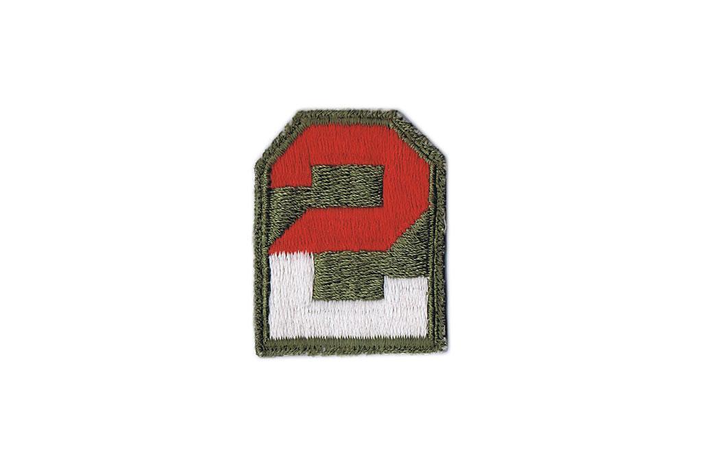 Patch, U.S. Army (2nd Army)