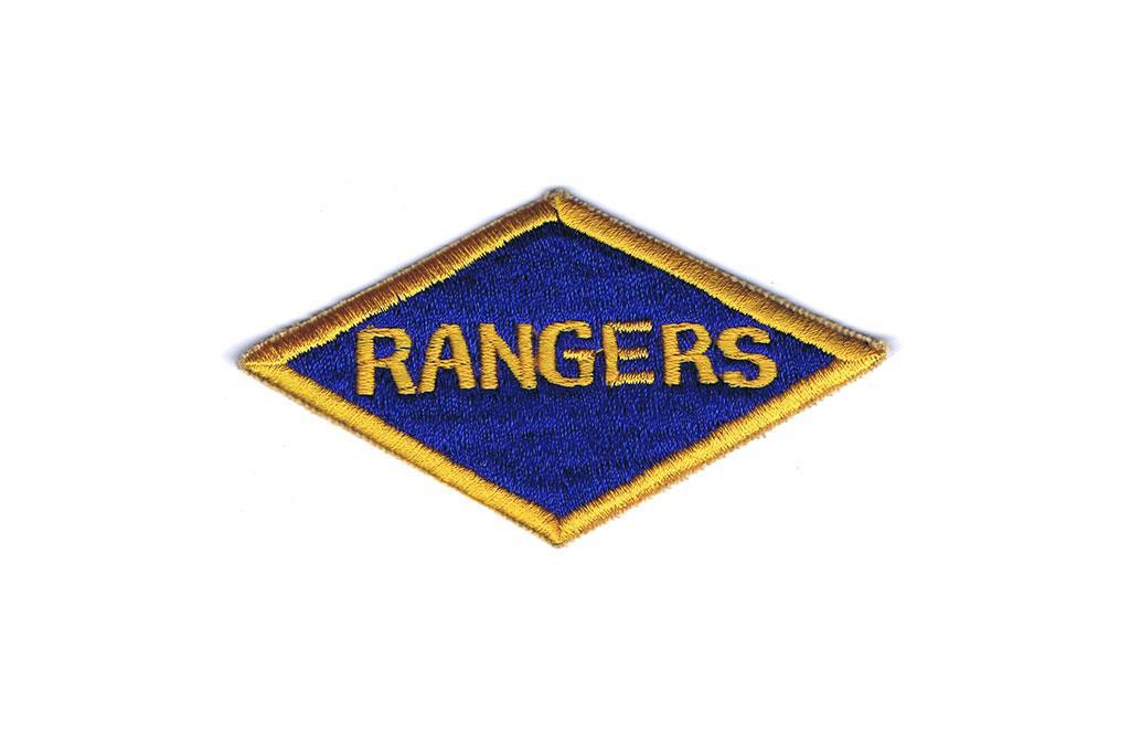Patch, U.S. Army Rangers