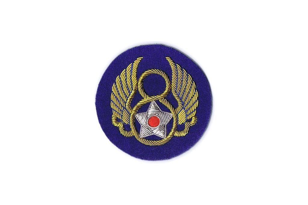 Patch, 8th Air Force (Gold Bullion On Felt)