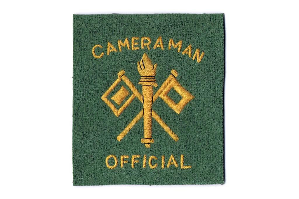 Patch, Signal Corpse Cameraman Official
