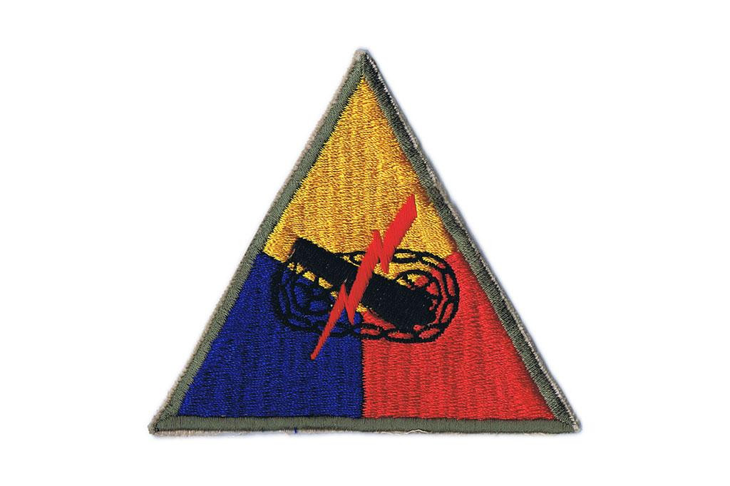 Patch, Armored Division