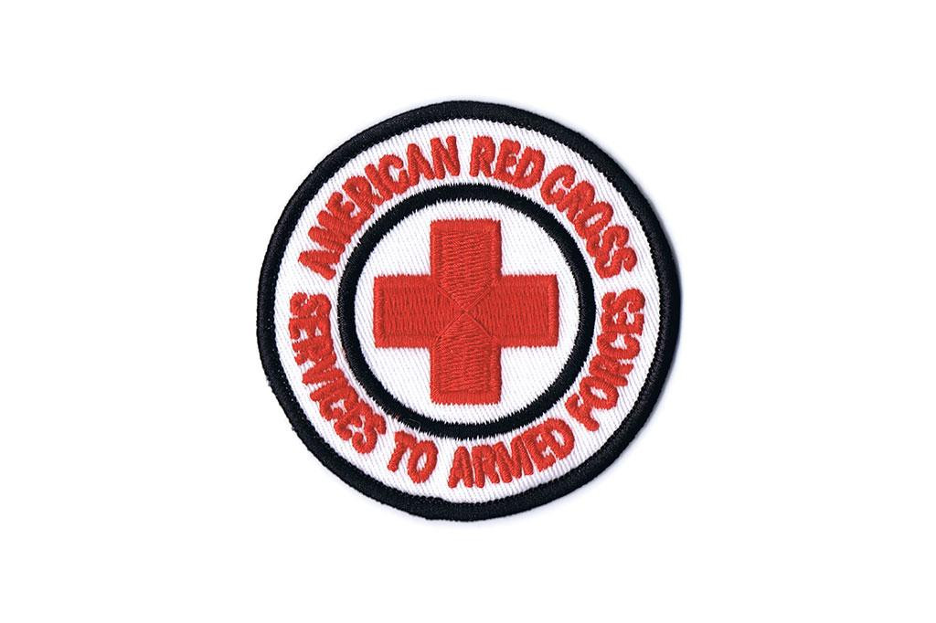 Patch, American Red Cross Service to Armed Forces