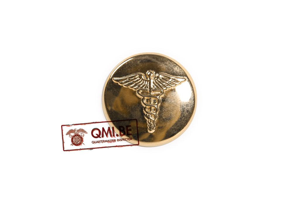 Collar disk, Medical Corps