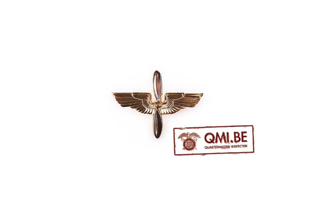 Collar pin, Air Corps Officer