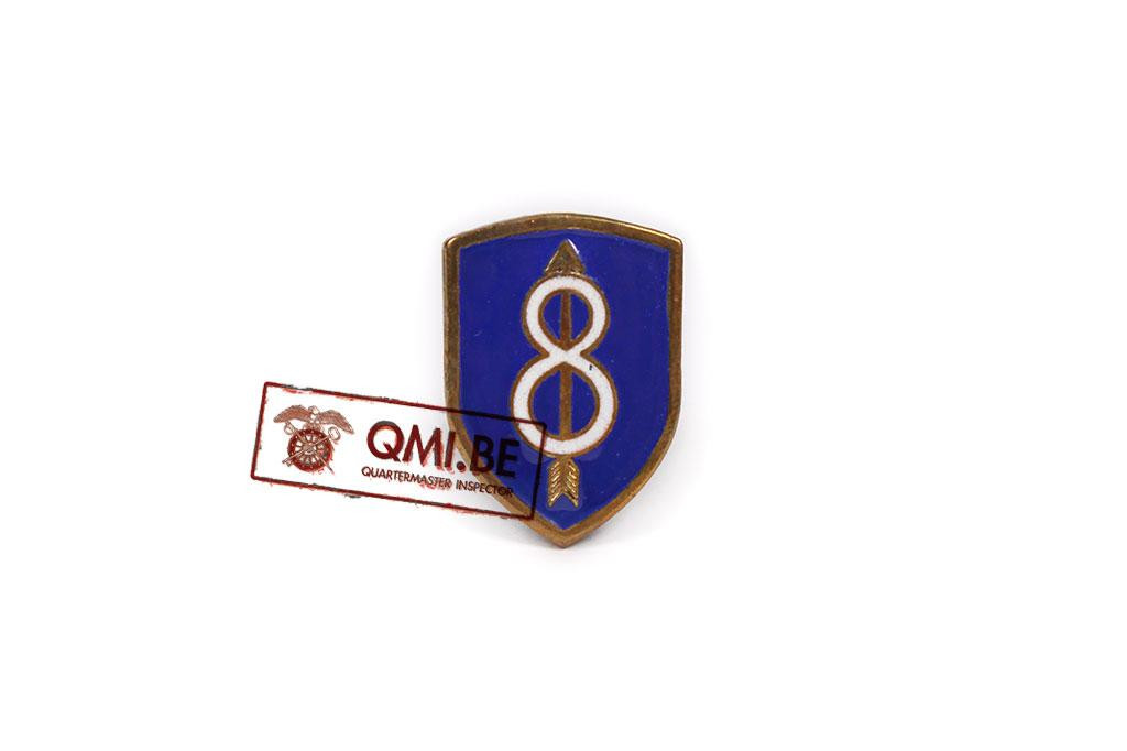 Pin, 8th Infantry Division pathfinders
