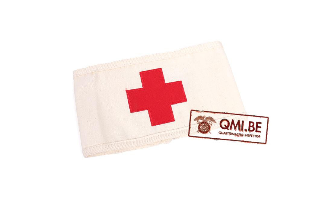 Armband, Red Cross, Medical Dept, US Army