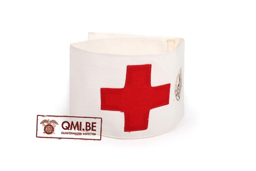 Original, Armband, Red Cross, Medical Dept.