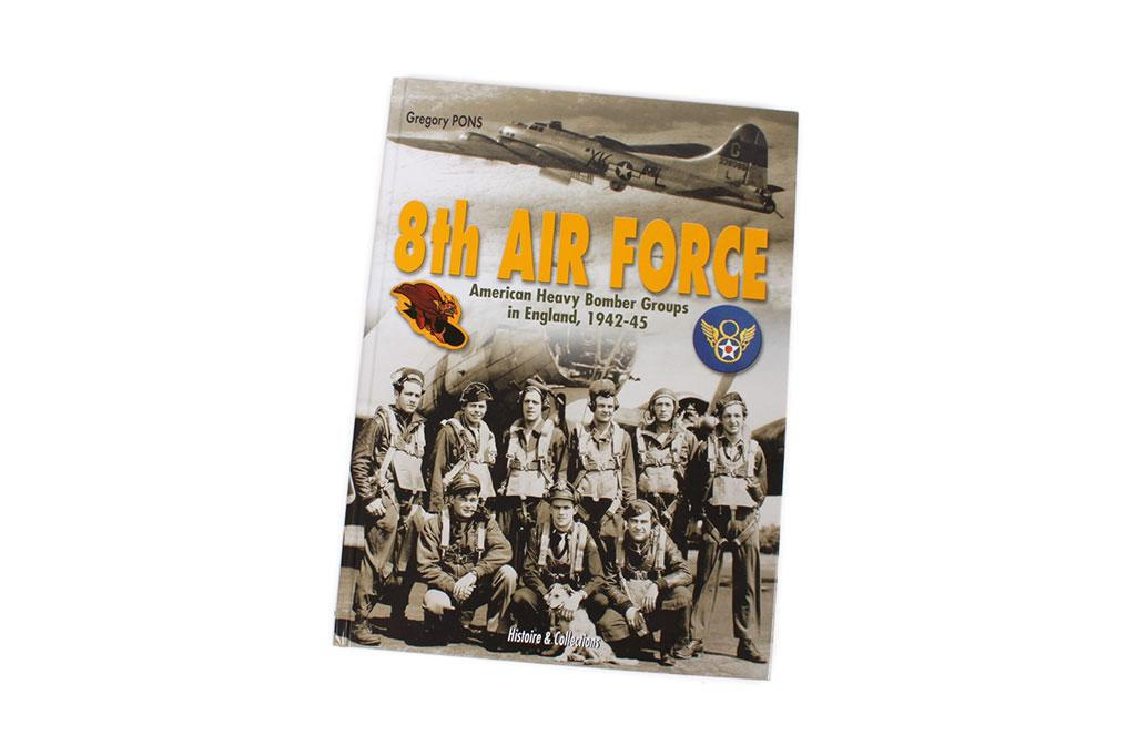 The 8th Air Force, 1942-1945