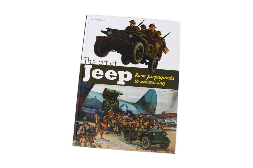 The Art of Jeep, from propaganda to advertising