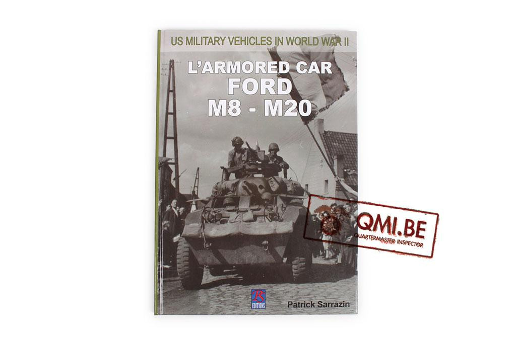 Book, L'Armored Car Ford M8 - M20