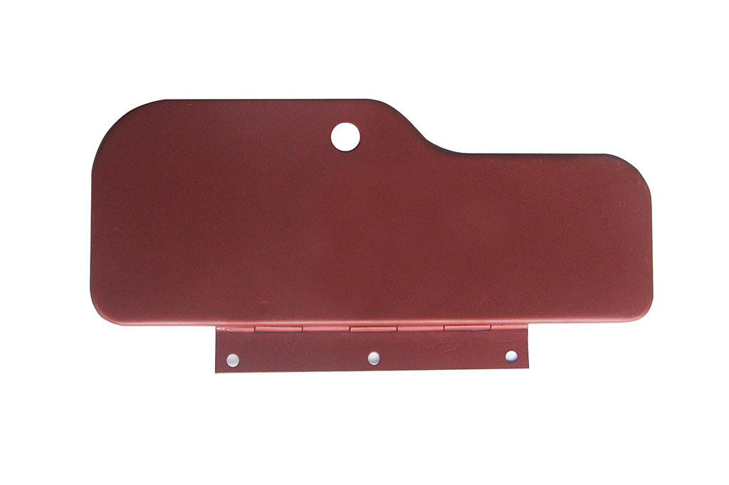 Assy cover glove compartment