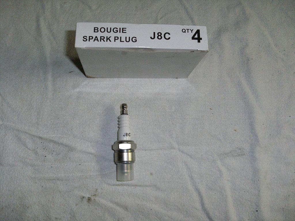 Spark plug x4 = set