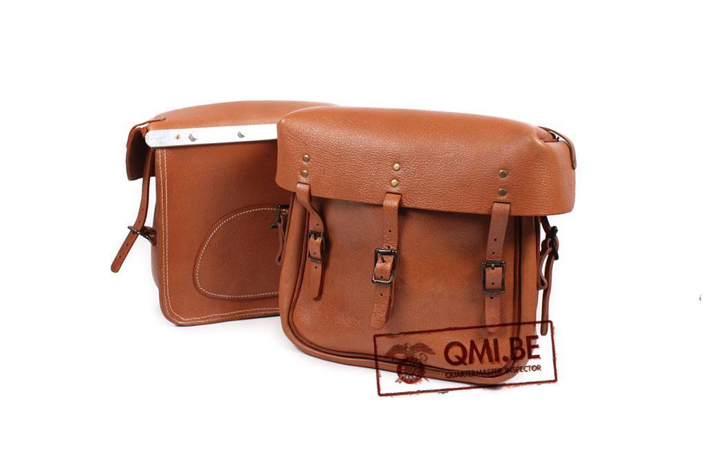 Leather Saddle Bags, WLA (Harley-Davidson)