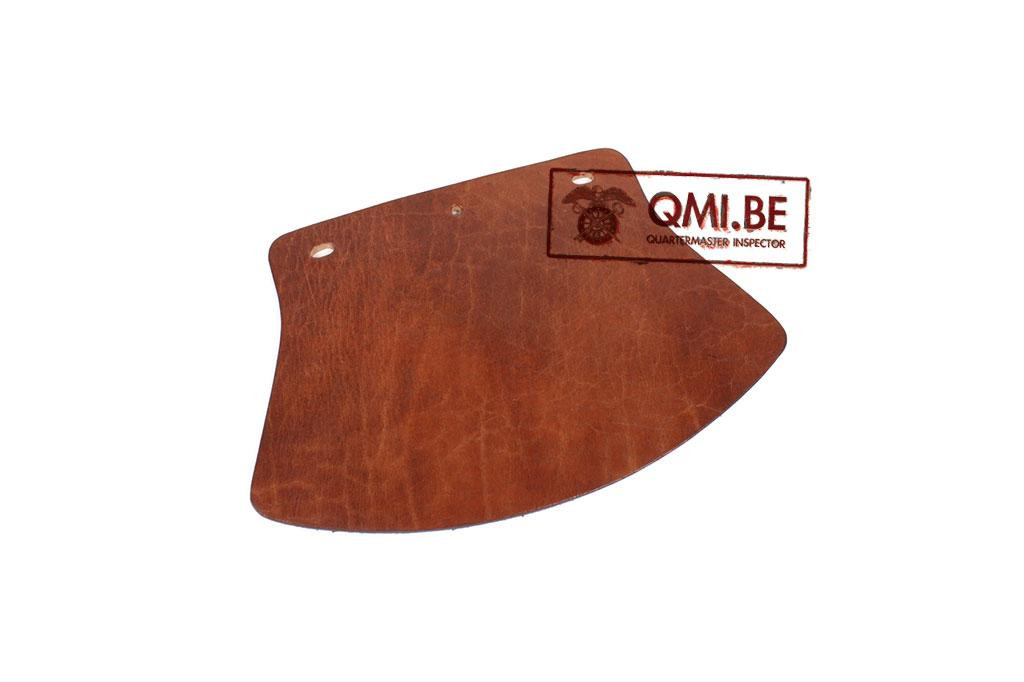 Mud Flap, HD WLA (brown leather)