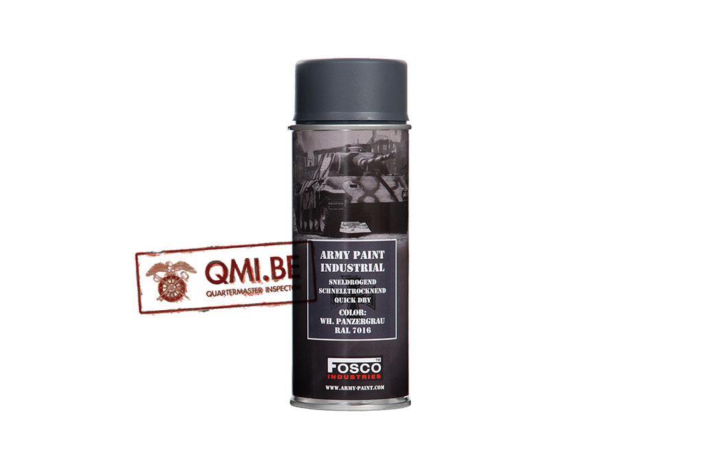 Spray can, Panzergrau, RAL 7016