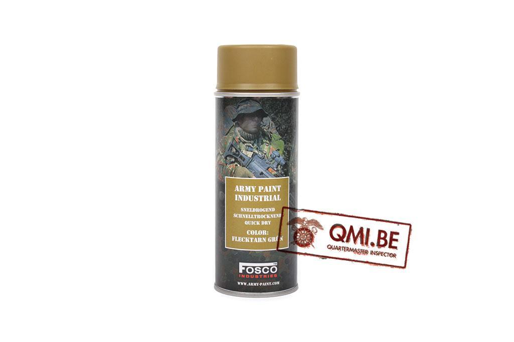 Spray can, Flecktarn Grün