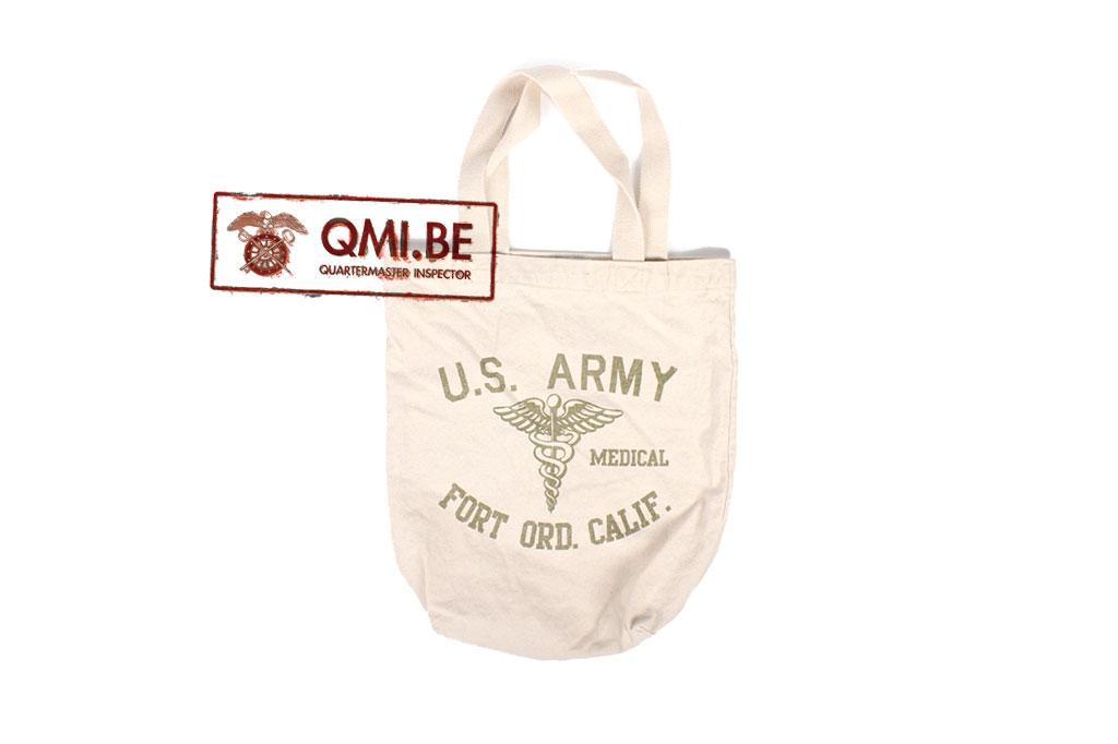 Tote bag, U.S. Army Medical Fort Ord. Calif.