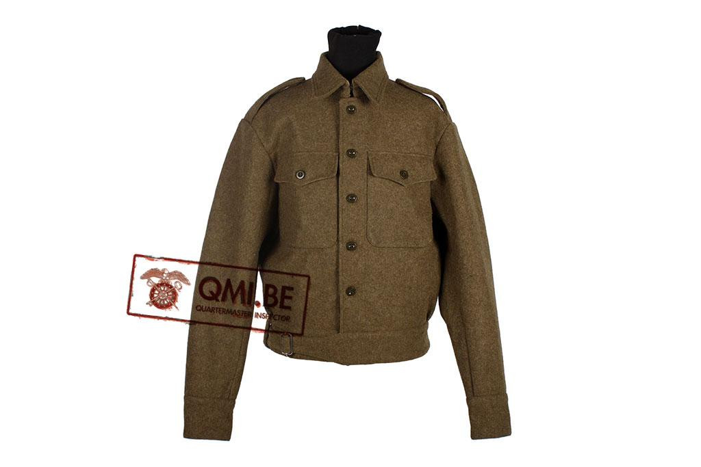 Battle dress P40 jacket