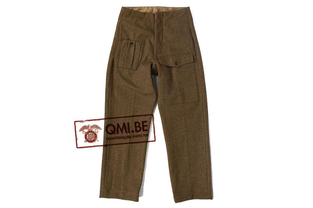Battle dress P40 trousers