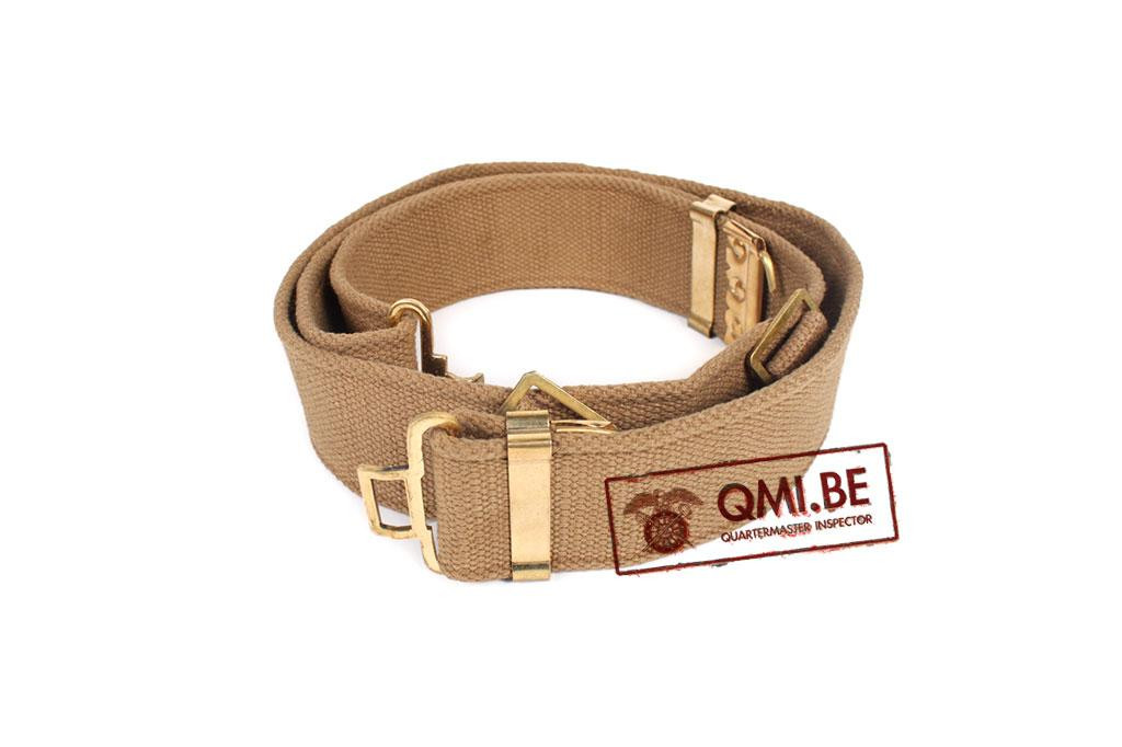 British P-37 Webbing Belt