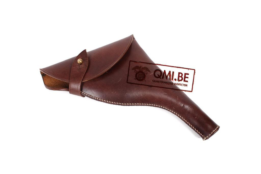 British Officers Sam Browne Webley.38 Holster