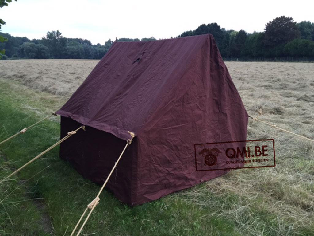 British Officers Two Man Tent & Tentage