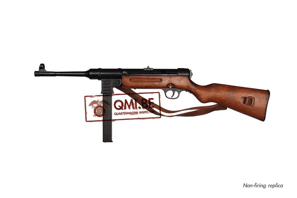 MP41 sub-machine gun, 9mm, (Non-firing replica)