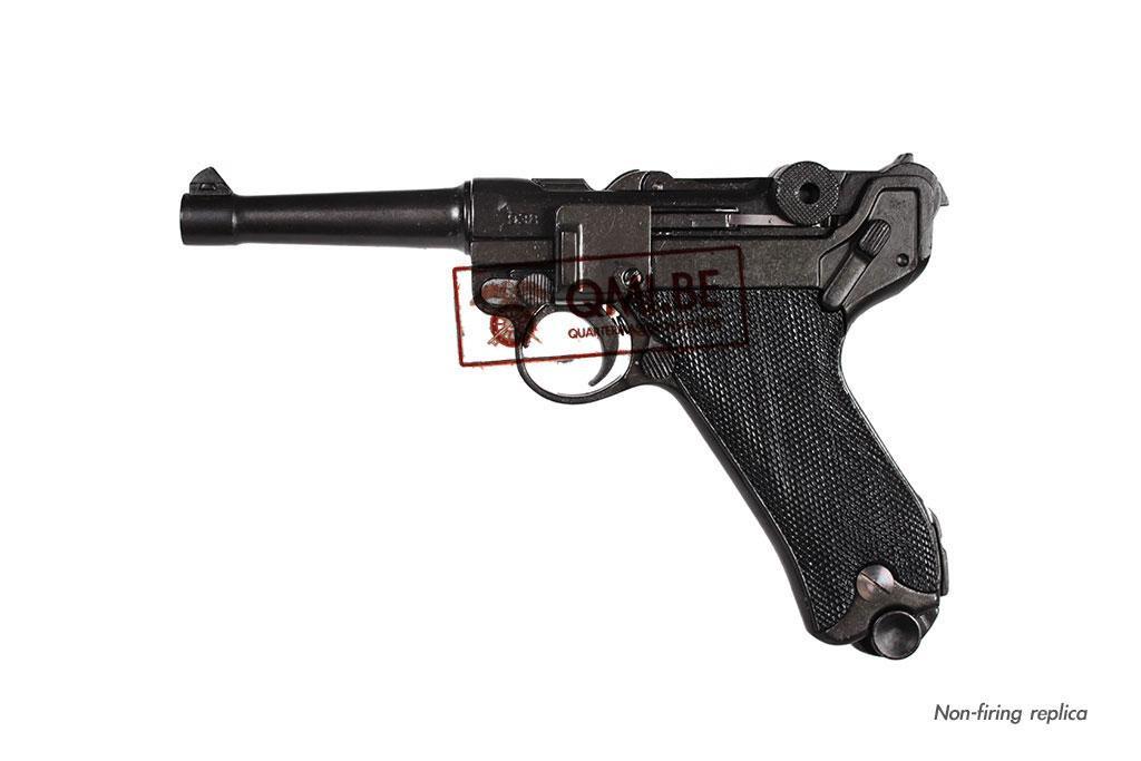 Luger P08 (Non-firing replica)