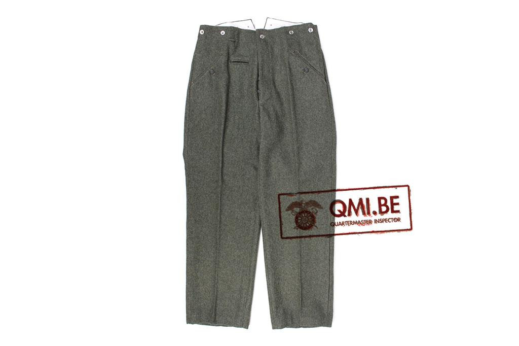 German M40 Field Trousers