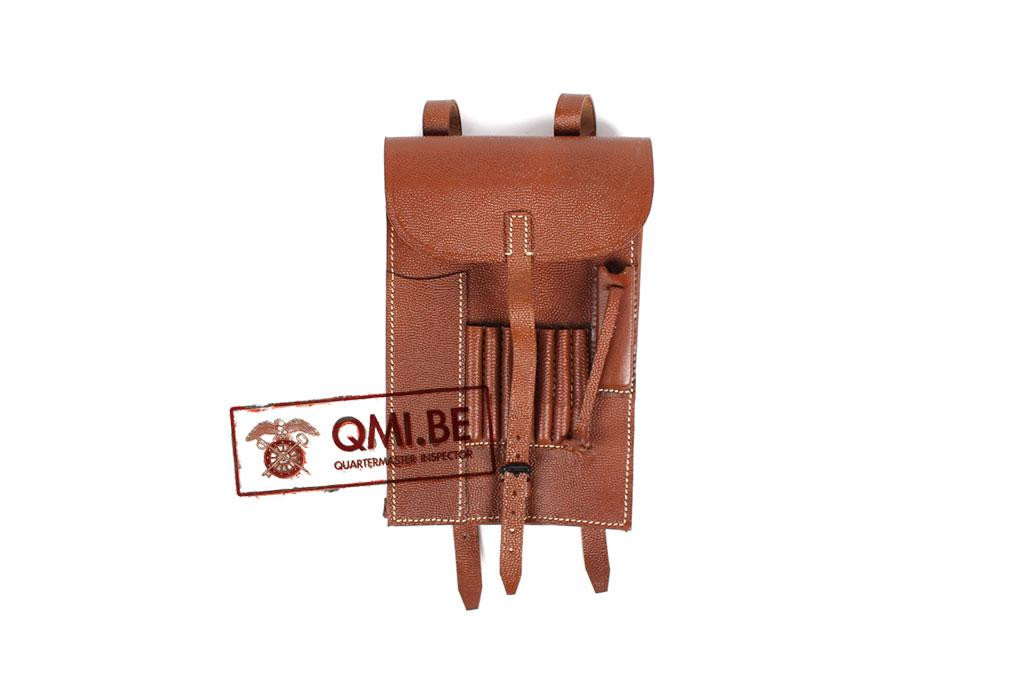Map Case (brown leather)