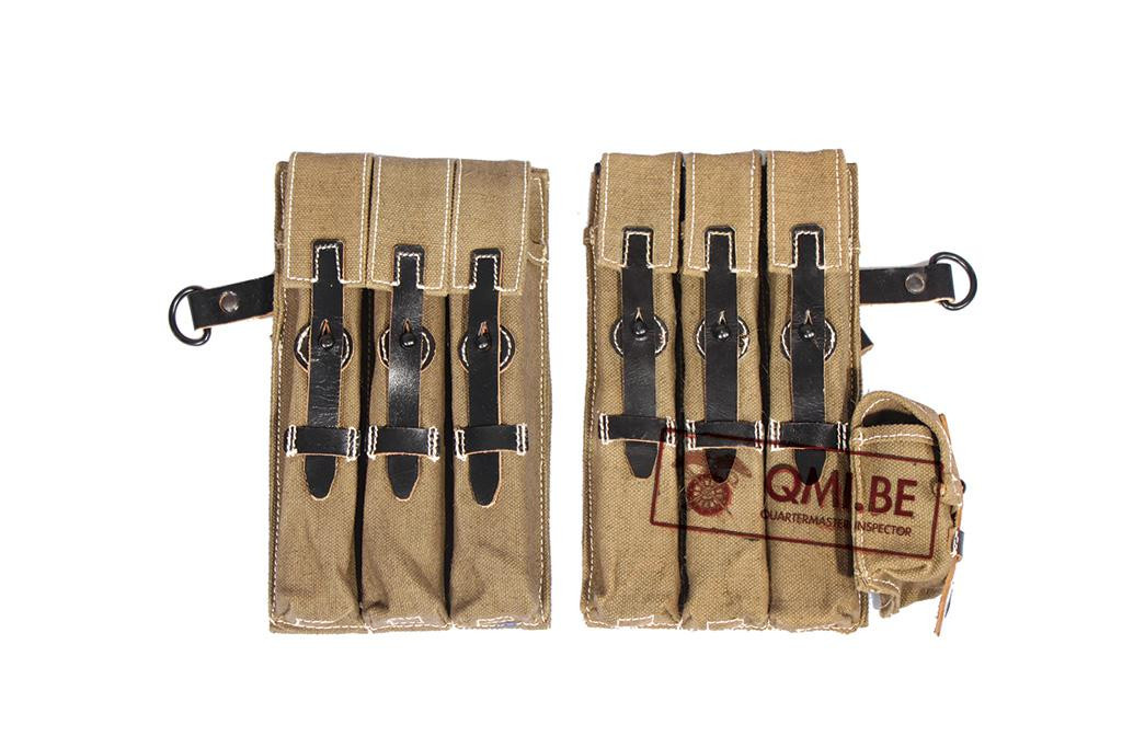 Pouch, MP40 magazines (L+R set)