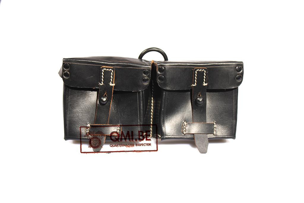 Pouch, G43 (Black leather)