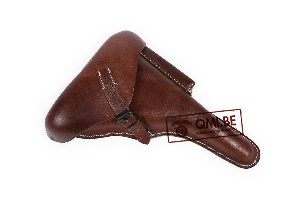 Holster, Luger P08 Navy (brown)