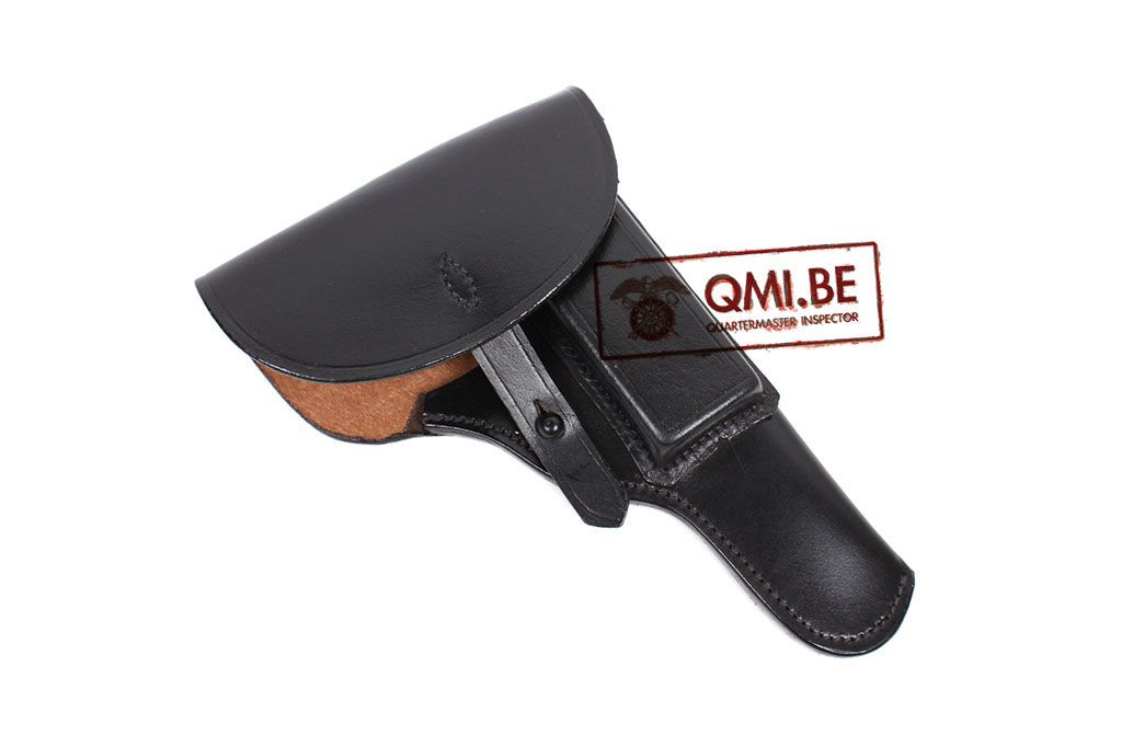Holster, Astra 600 (Black leather)