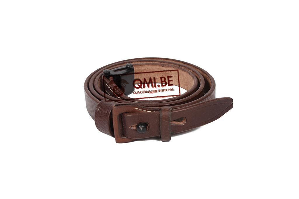 German K98 belt (brown leather)