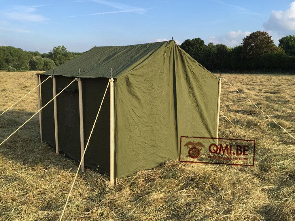 German Officers Tent