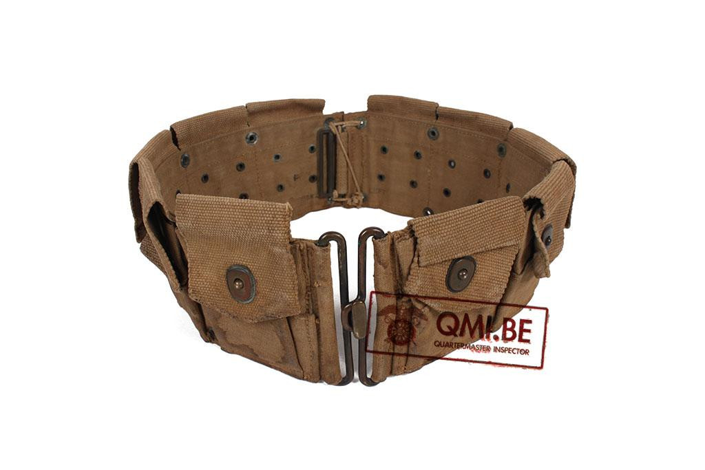 Original US WW1, Ammo Belt - Long 7-18
