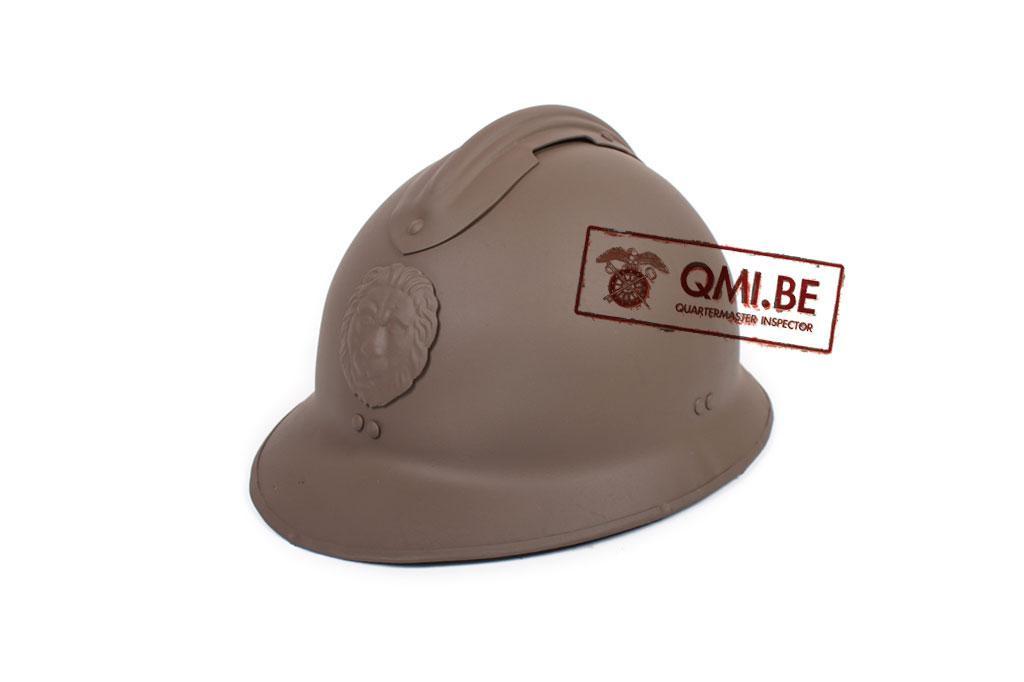 Repro Belgian WWI Adrian helmet,