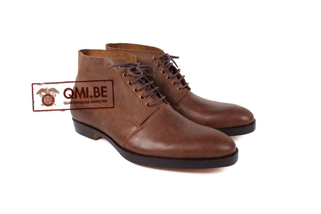 Belgian WW1 shoes, Model 1910