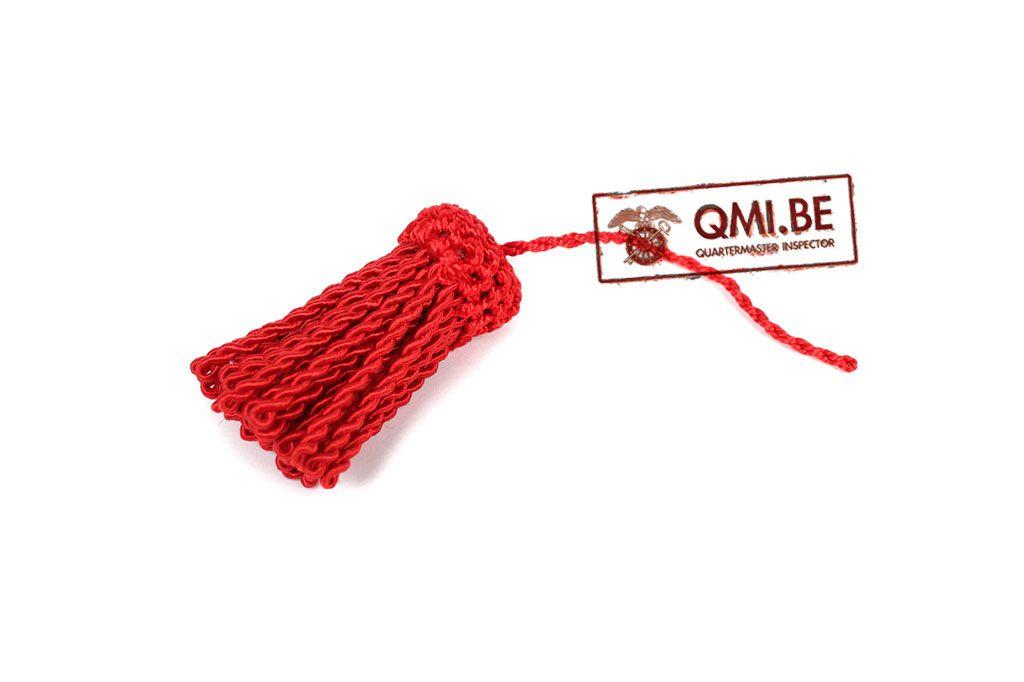 Tassel (red), Forage cap
